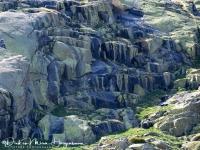 Rots formatie Gredos-Rock formation Gredos-FelsformationMDH