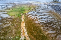 Midway Geyser Basin Grand Prismatic Spring